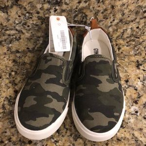 Camo Gymboree Loafers